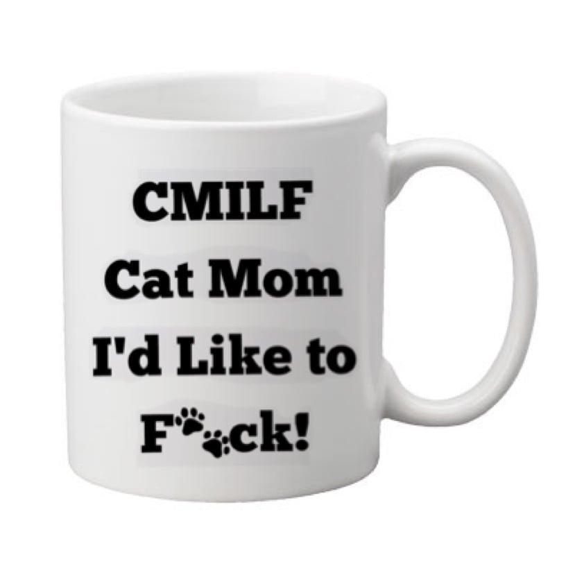 Image of CMILF 11oz. Mug