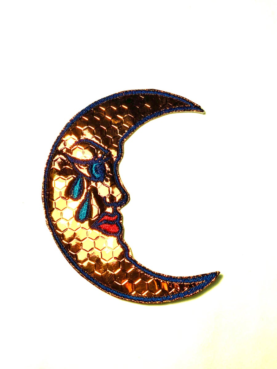 Image of Holographic Moon Patch