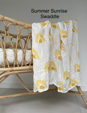 Image of Little Willow Rabbit Swaddles