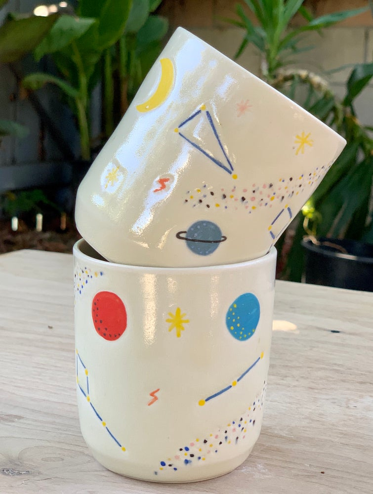 Image of MADE TO ORDER - Milky Way Cup