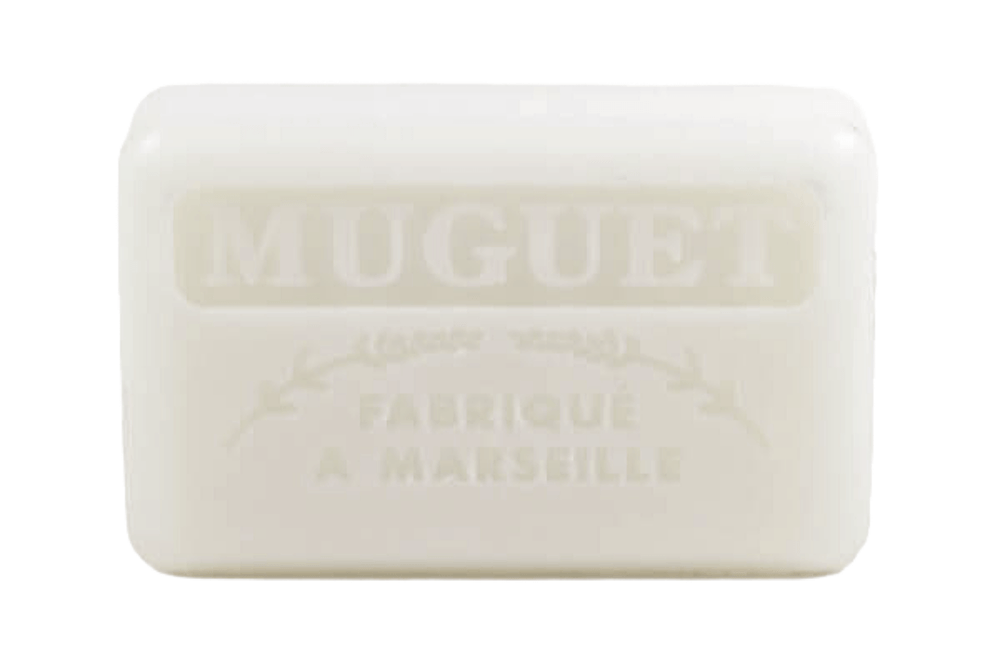 Image of LILY OF THE VALLEY Marseille French Soap