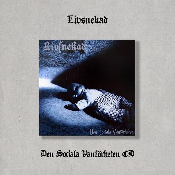 """Image of Livsnekad """"Den Sociala Vanförheten"""" CD"""