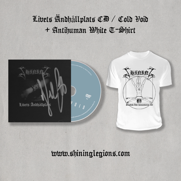 "Image of Shining ""Livets Ändhållplats"" BUNDLE"