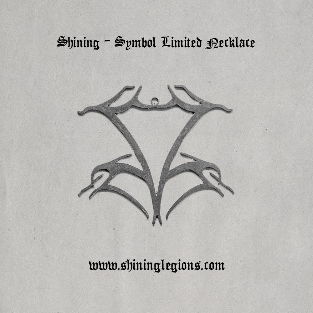 "Image of Shining ""SG Symbol"" Limited Necklace"