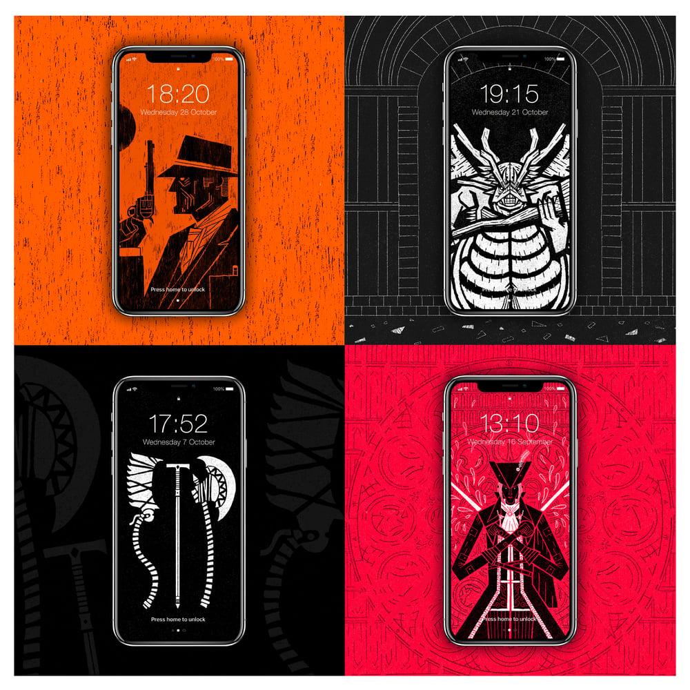 Wallpaper Wednesday - Batch #2 - 16 Phone Wallpapers