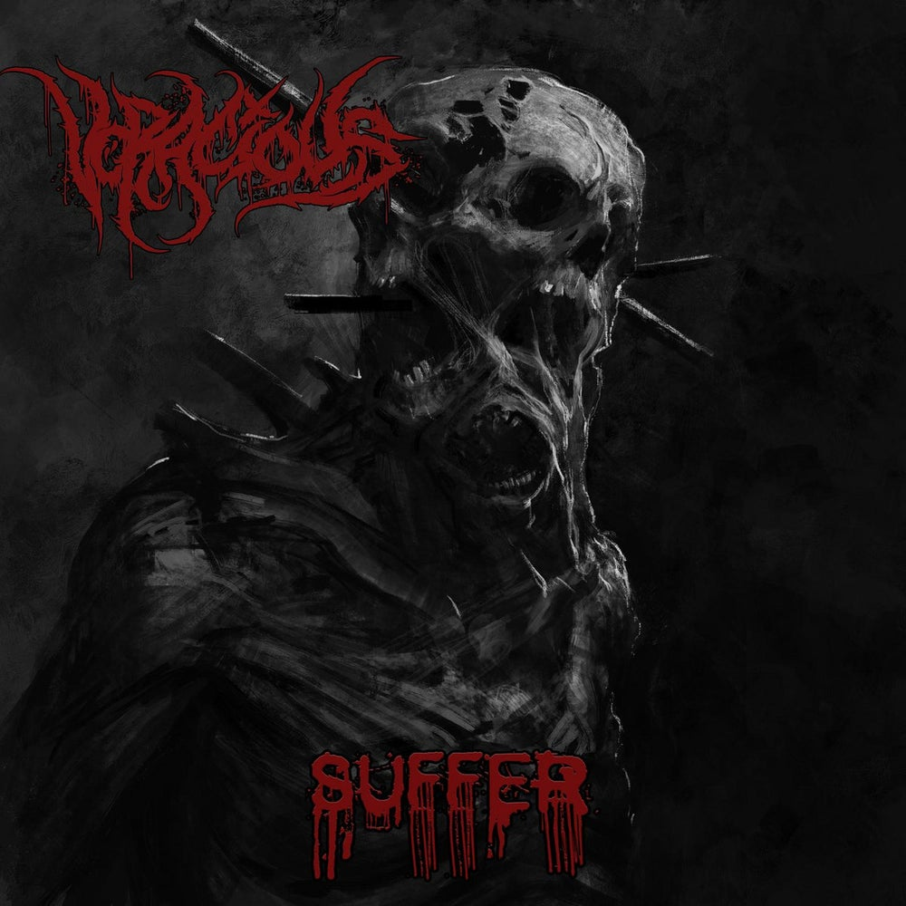 Image of VORACIOUS - Suffer CD [Digi-Pack]