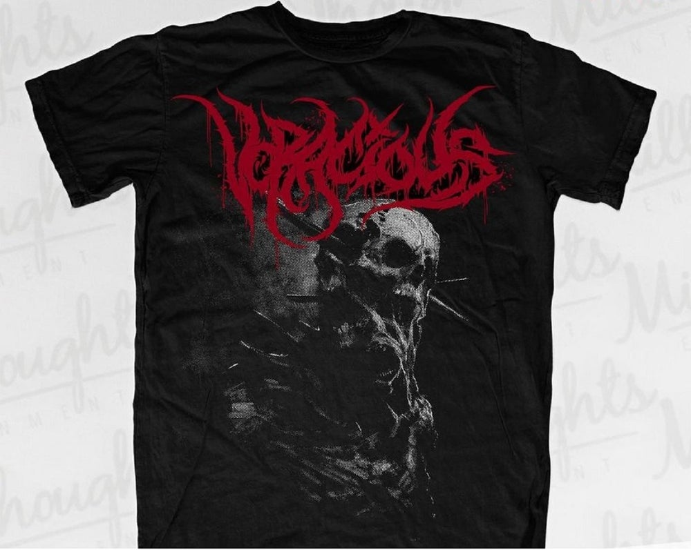 Image of VORACIOUS - Suffer T-Shirt