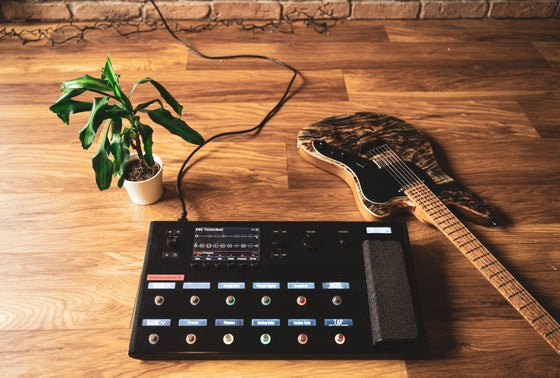 Image of Line 6 HELIX presets