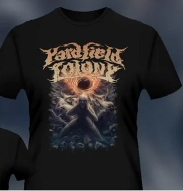 Image of YARDFIELD COLONY - The Absorption T-Shirt