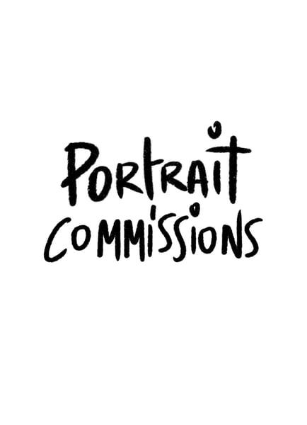 Image of Portrait commissions