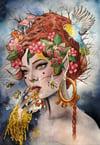 Goddess Morgin Giclée Print