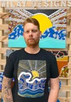 Oceans Away Short-Sleeve Unisex T-Shirt