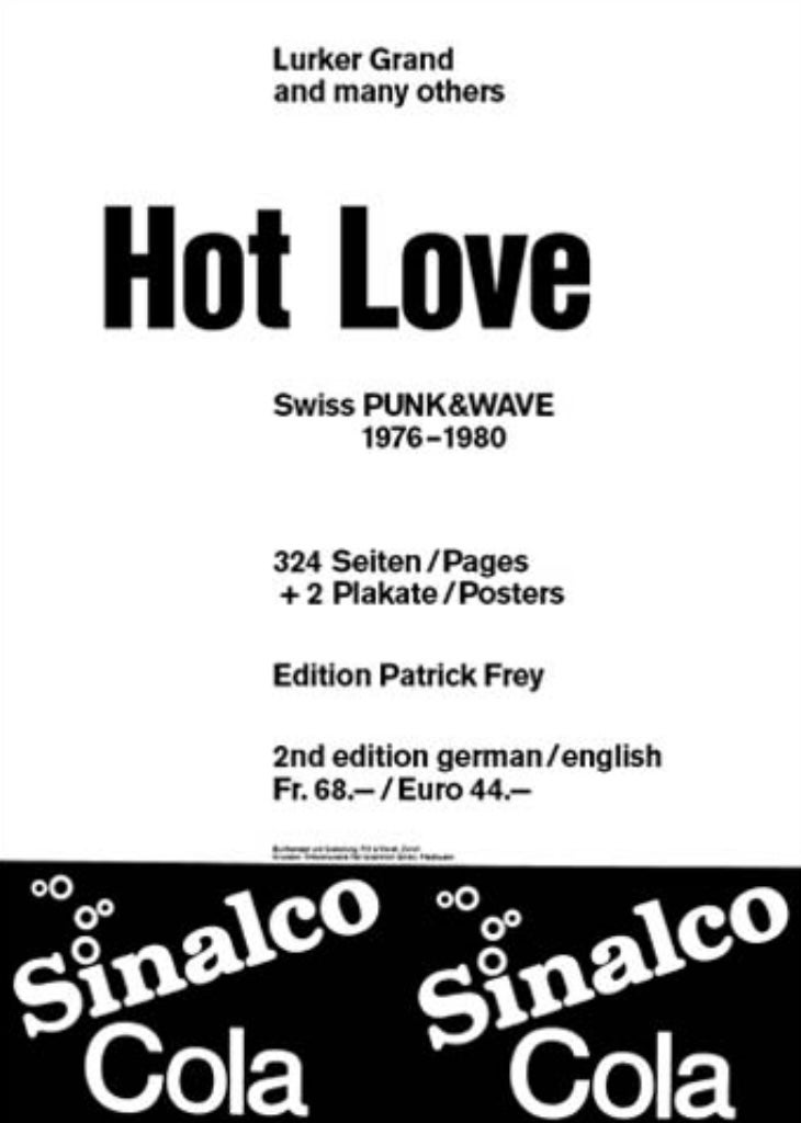 Image of (Hot Love) (Swiss Punk & Wave 1976-1980)
