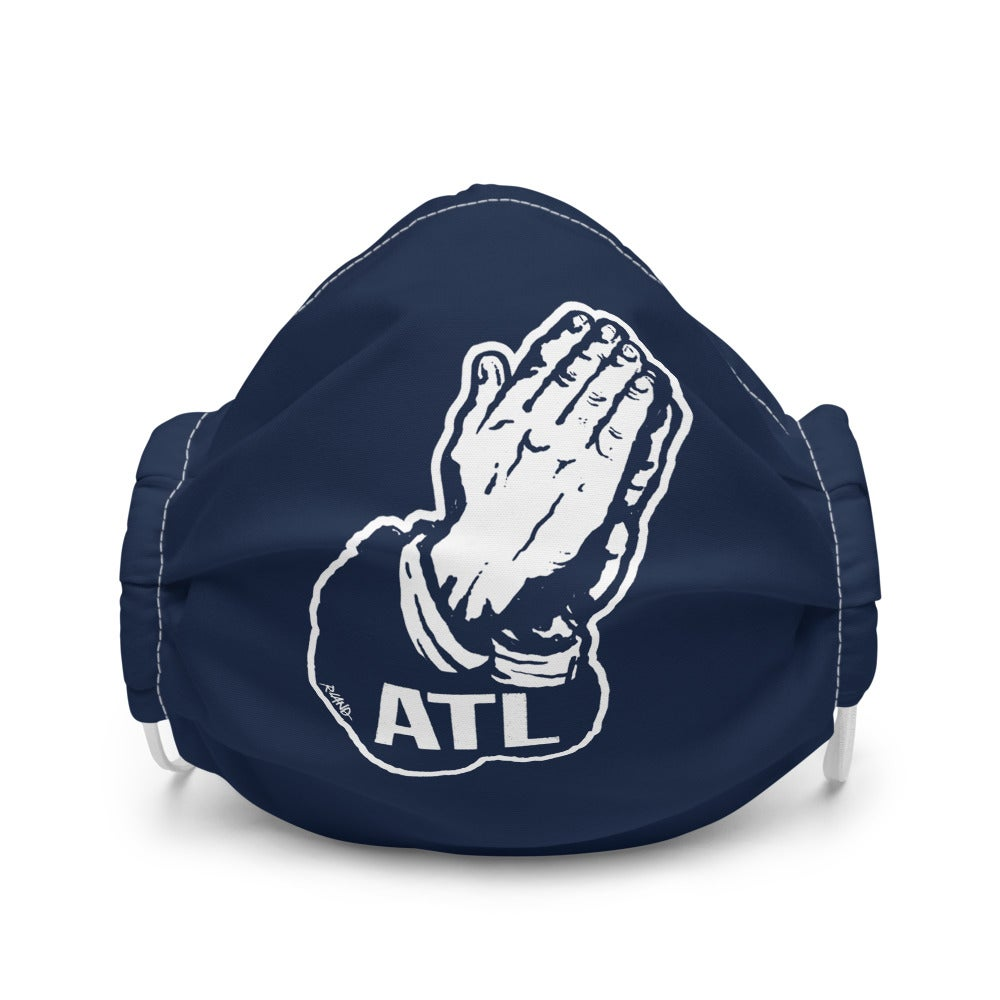 Image of NEW! Pray for ATL Mask