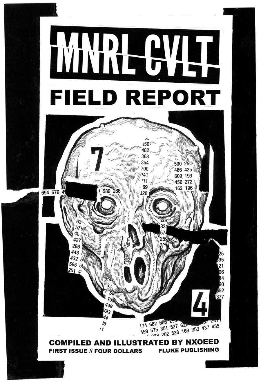 Image of MNRL CVLT FIELD REPORT | Winter 2021 (Fluke Publishing)