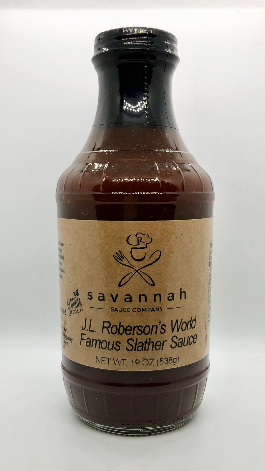 Image of *NEW* J.L.Roberson's World Famous Slather Sauce