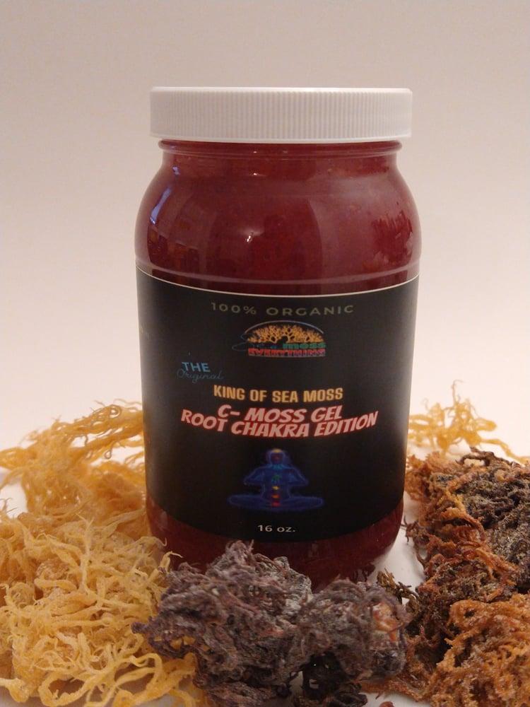 Image of C-Moss Gel Root Chakra Edition