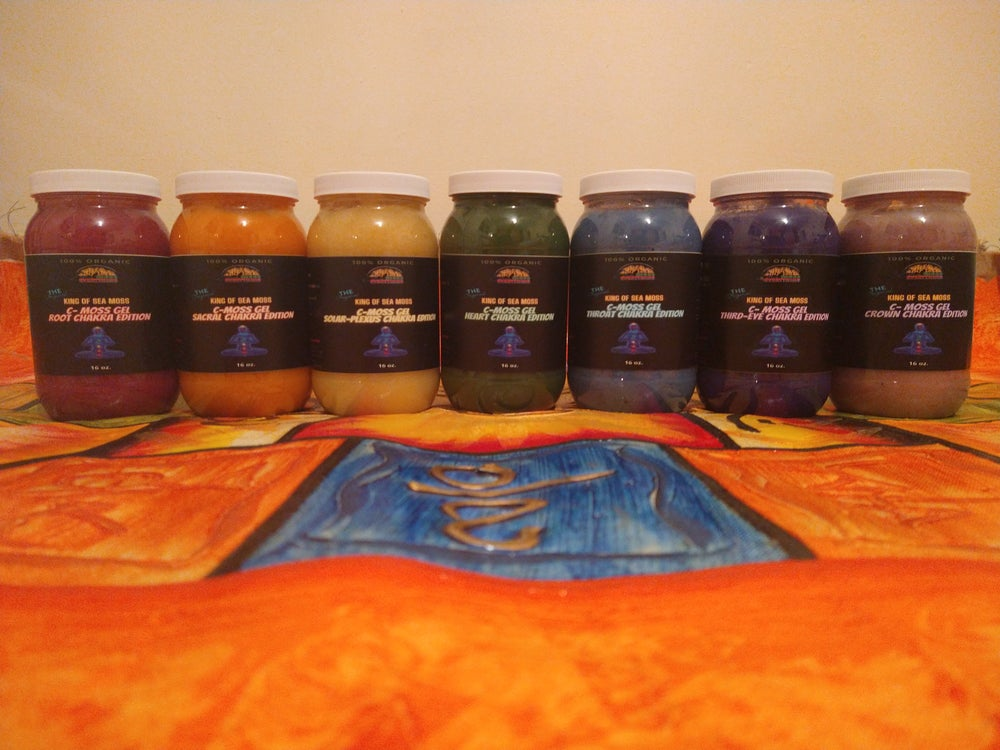 Image of Chakra Cleanse Total Package
