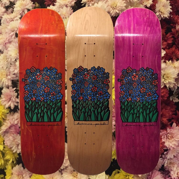 Image of Pansy Deck