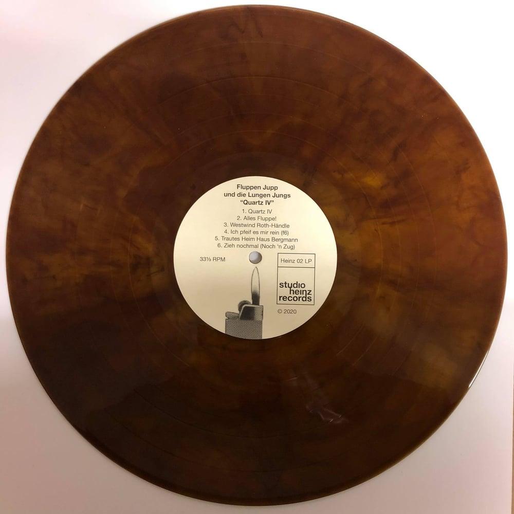 Fluppen Jupp und die Lungen Jungs – Quartz IV (LP)