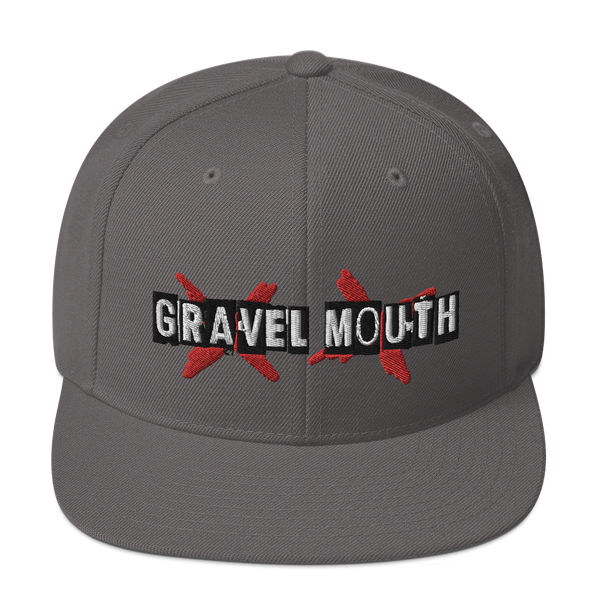 Image of Keagan Grimm Gravel Mouth Snap Back