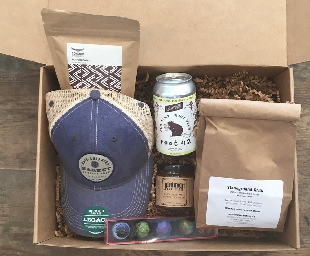 Image of Best Of Athens Gift Box