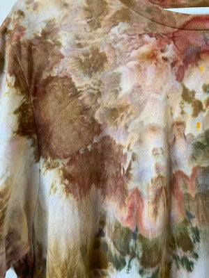 Image of Tie Dye X-Large 1 of 1 (Sandstone)