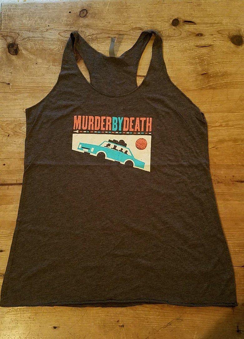 Image of Road trip Women's Tank Tops
