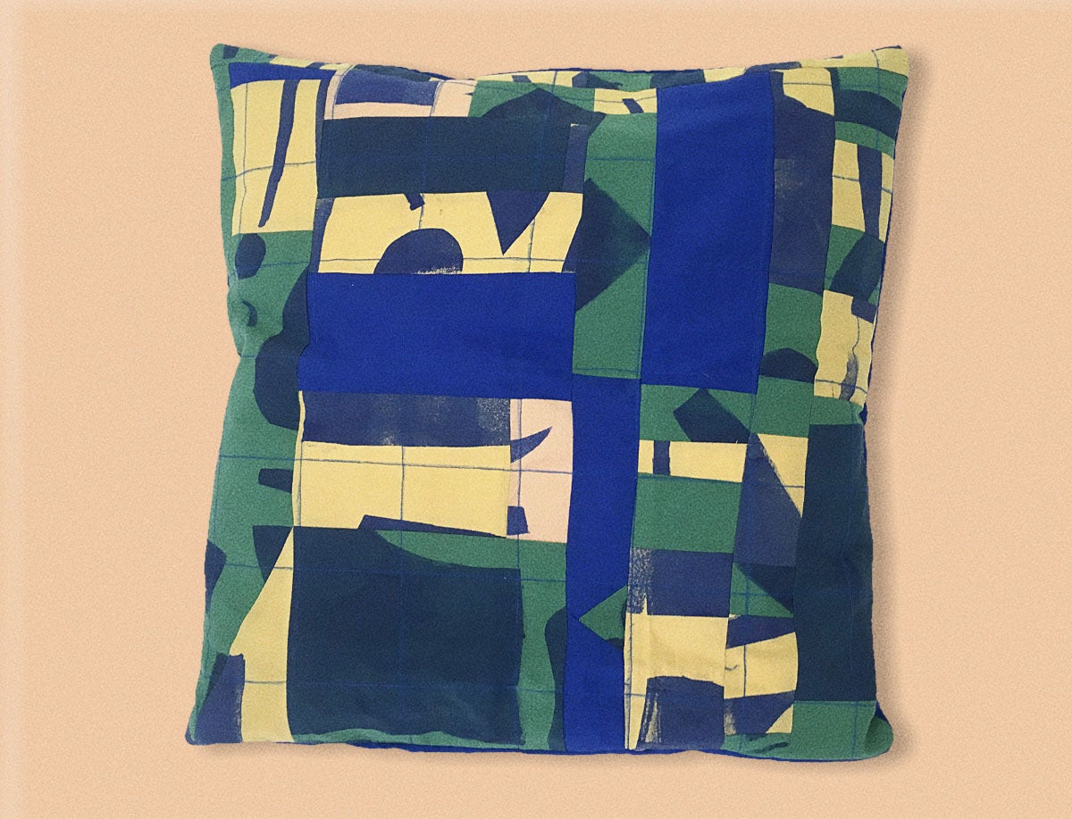 Image of PATCHWORK PILLOWCASE 4