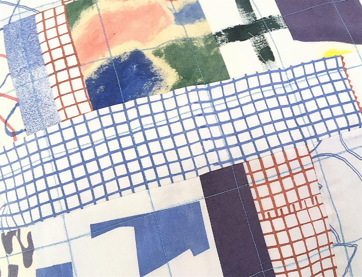 Image of PATCHWORK PILLOWCASE 5