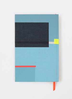 Image of Screen printed journal 031