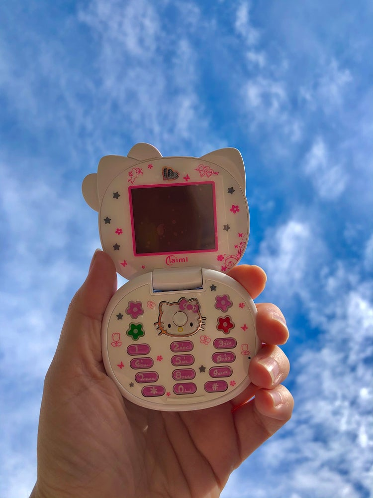 Image of Hello Kitty Cell Phone