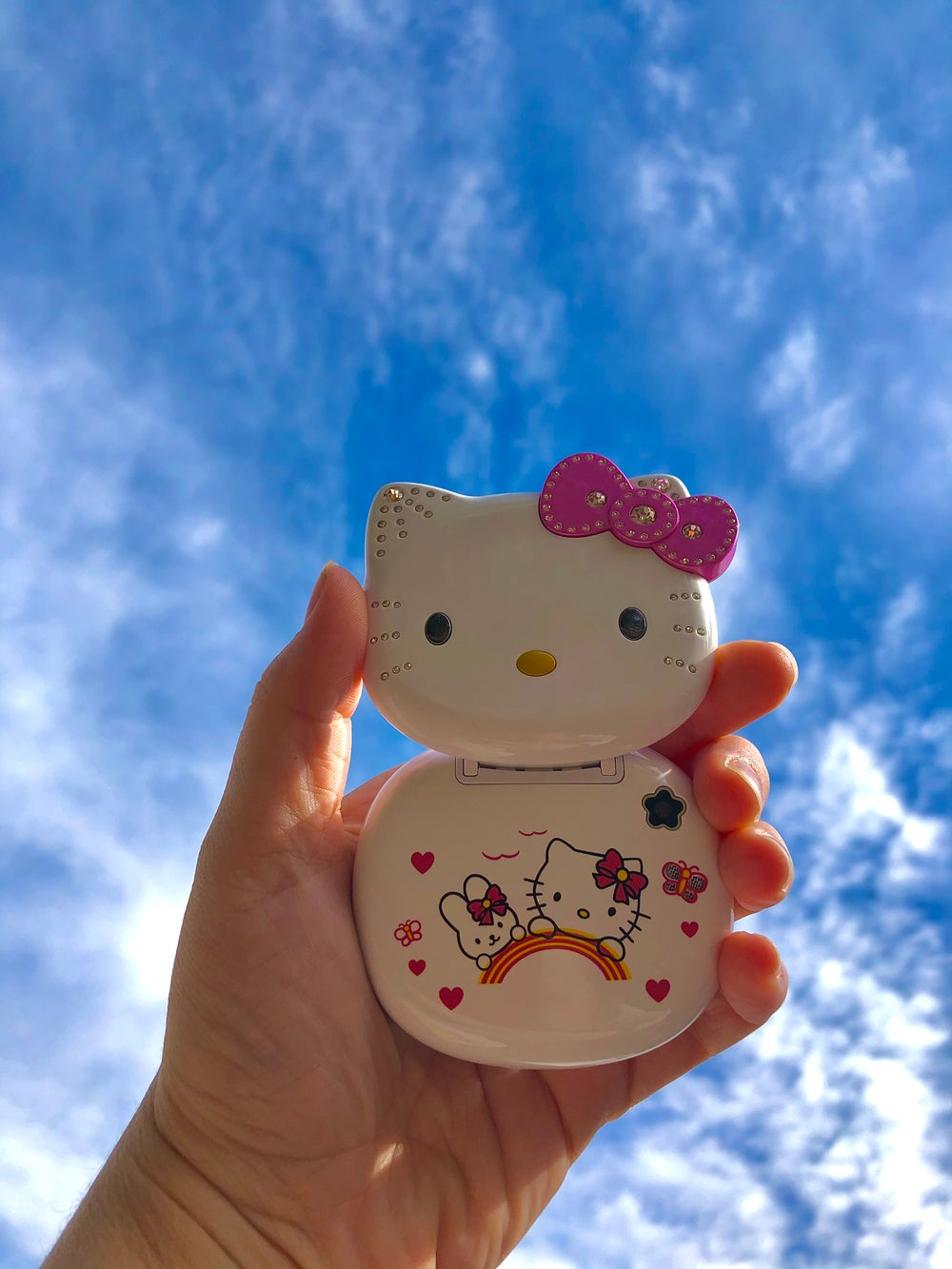 Hello Kitty Cell Phone