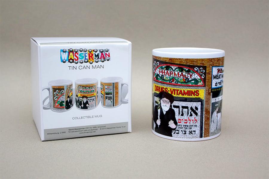Image of Williamsburg Coffee Mug