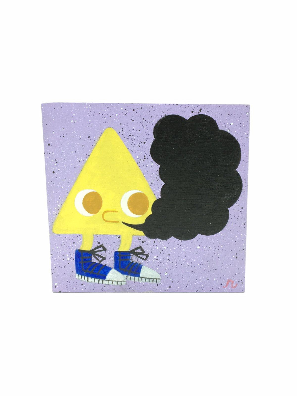 """Shape Talk A"" by Mary Ruth Butterworth"