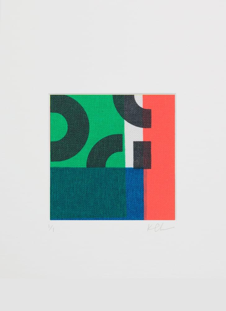 Image of Mini print 016