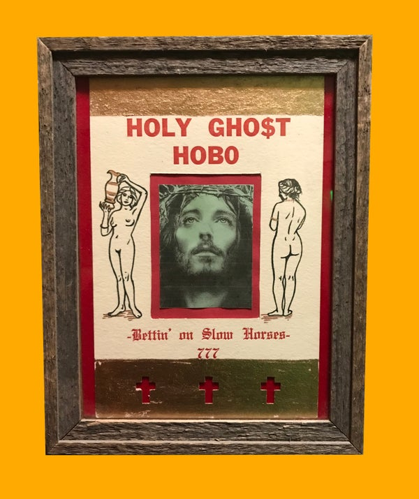 Image of Lucky Number Jesus