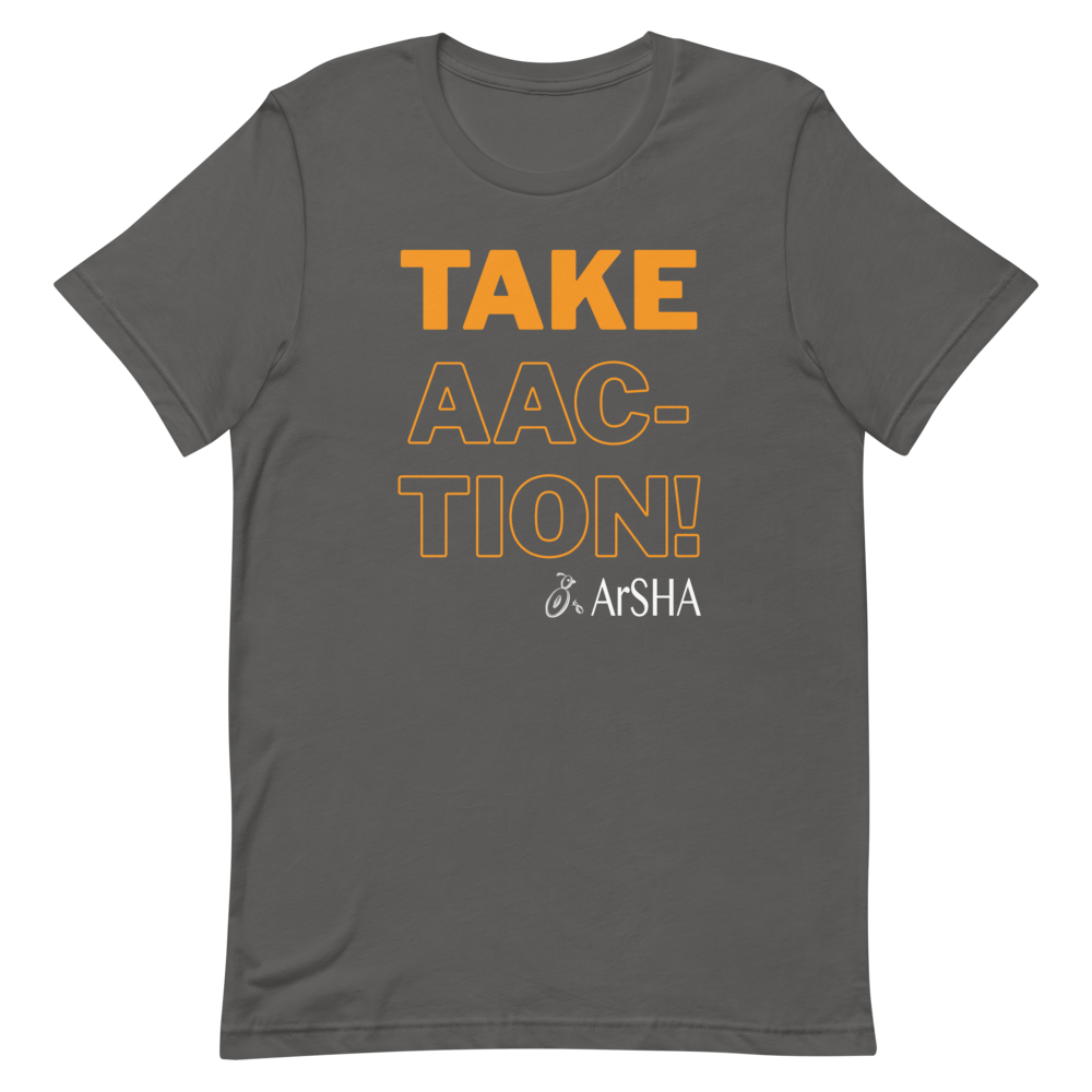 Image of Take AAC-tion T-Shirt