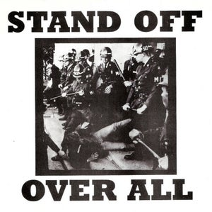 STAND OFF- OVER ALL 7""