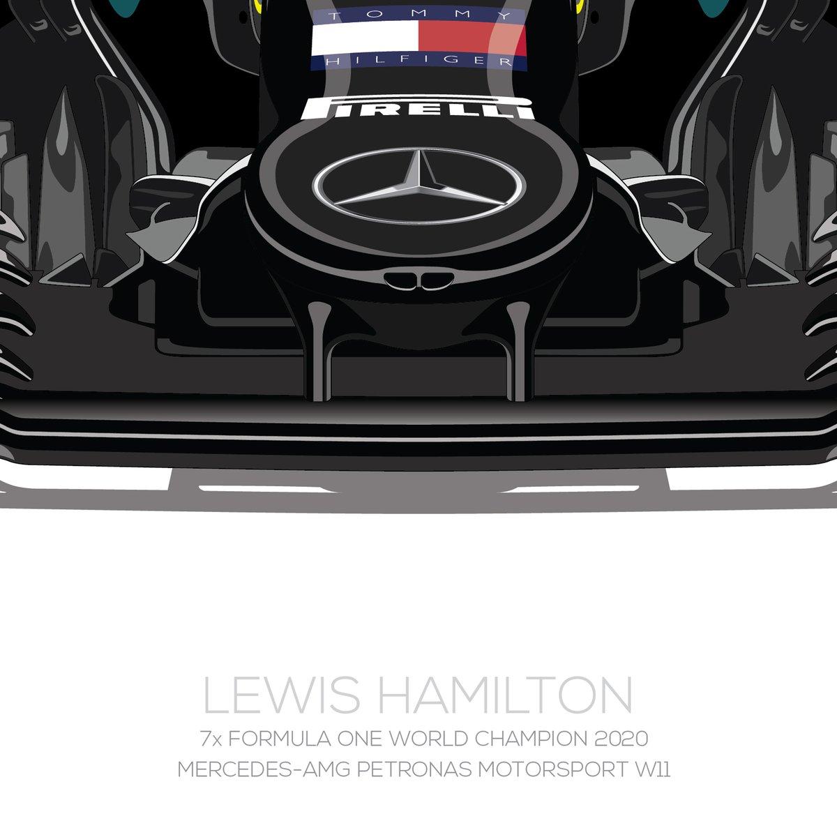 LEWIS HAMILTON 2020 (D1-174)
