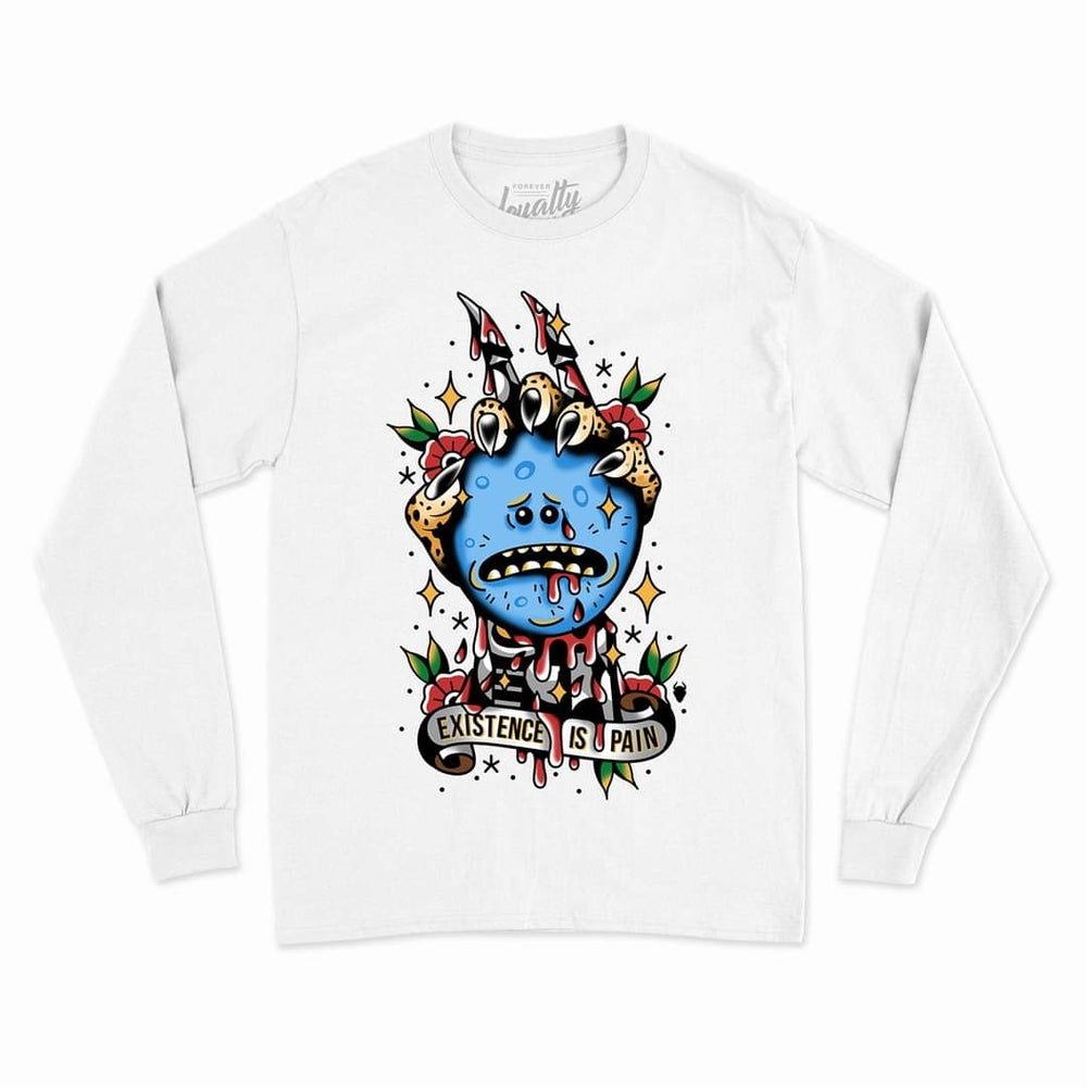 Existence Is Pain Long Sleeve