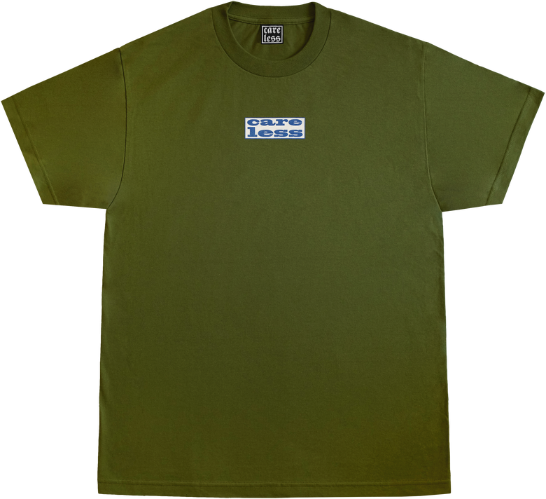 Image of LOGO SHIRT - GREEN