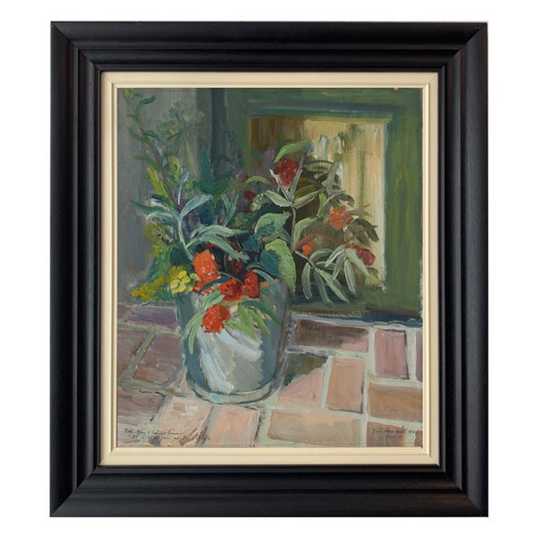 Image of 1940, Swedish Painting, Berries. GÖTE HENNIX