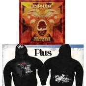 Image of CD + Hoodie Bundle