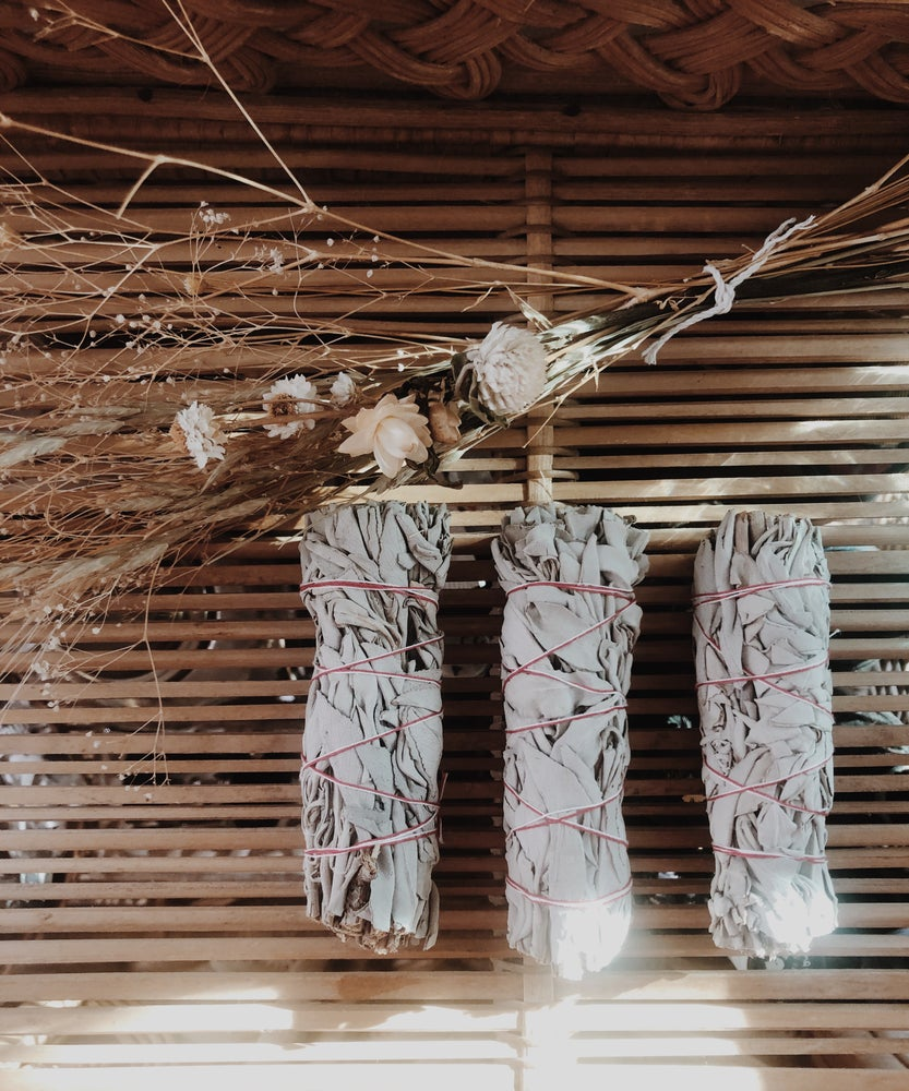 Image of sage bundle