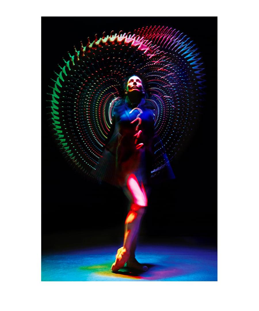 Image of Tamara Rojo, English National Ballet Artistic Director and Lead Principal Dancer.