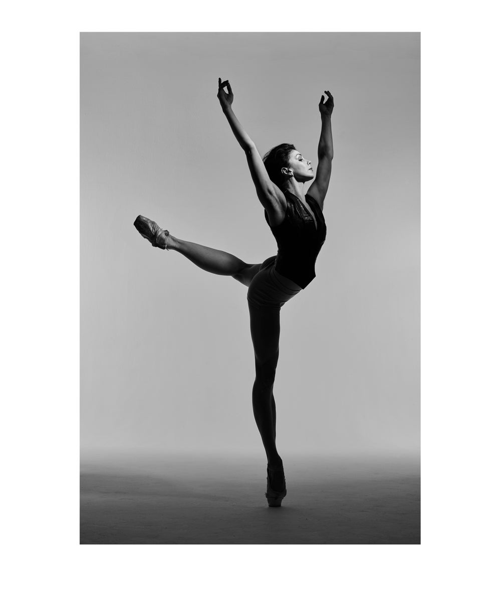 Image of Natalia Osipova, Principal of The Royal Ballet, for Pure Dance.