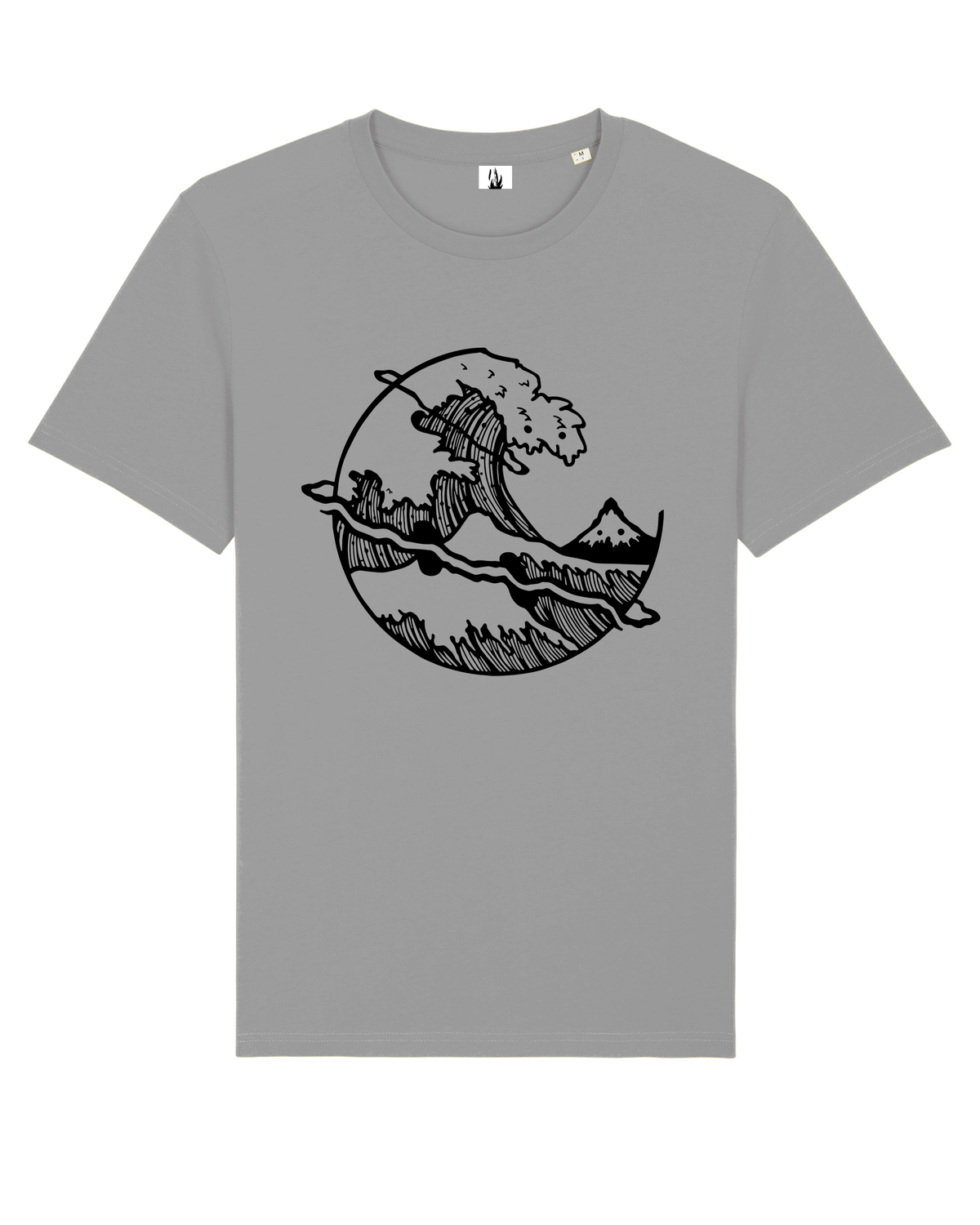 Image of Moyoshi Hokusai Full Tee