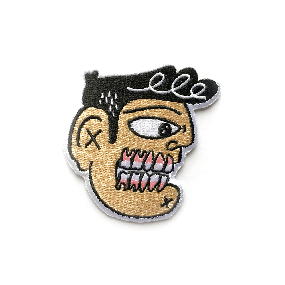 Image of Toothman Patch! -NEW!-