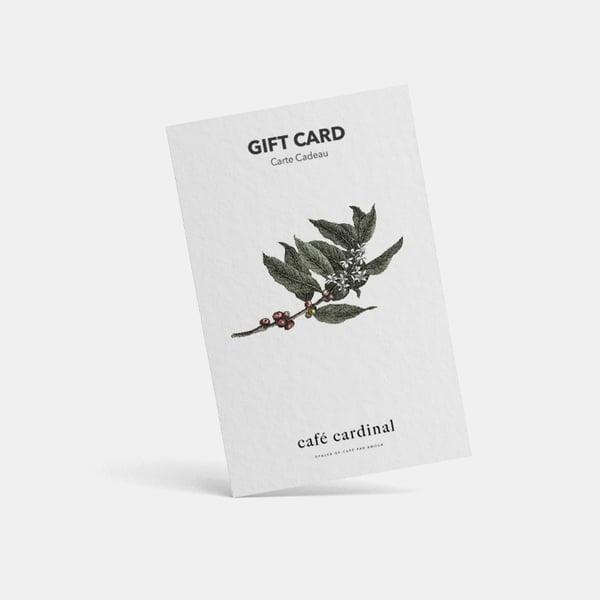 Image of Gift Card / Carte Cadeau